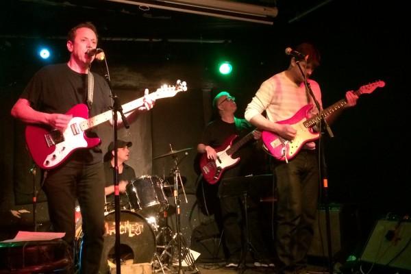 Lane Steinberg Quartet